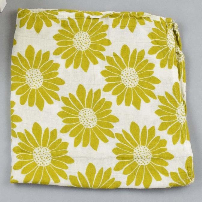 Новинка; хлопковое детское одеяло для новорожденных; мягкое детское одеяло из органического хлопка; муслиновое Пеленальное Одеяло для кормления; тканевое полотенце; шарф; детские вещи - Цвет: 31