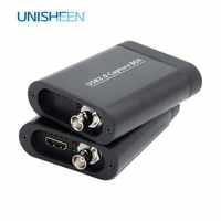 USB3.0 60FPS SDI HDMI VIDEO CAPTURE Box FPGA Grabber Dongle Game Streaming Live Stream Broadcast 1080P OBS vMix Wirecast Xsplit