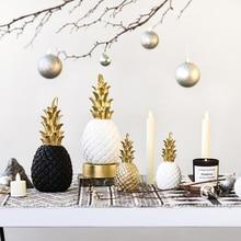 Скандинавское Современное украшение в виде ананаса гостиной окна рабочего стола Декор TT-best