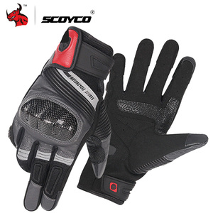 SCOYCO Motorcycle Gloves Summe