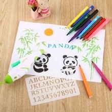 Креативная электрическая ручка-Аэрограф, маркер, набор акварельных красок, волшебная ручка, цветные маркеры, детские игрушки, подарок