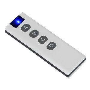 Image 5 - KTNNKG 433Mhz 200m wireless remote control with 1/2/4/6/8/10 buttons, wall mount bracket, smart home.