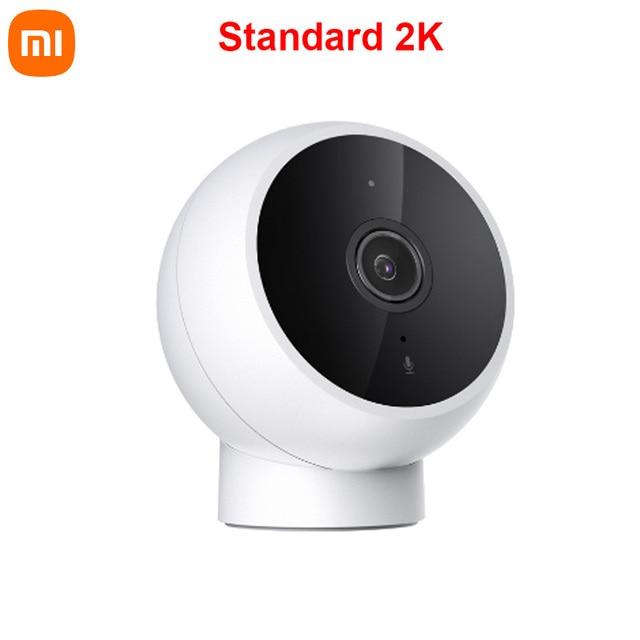 Xiaomi Mijia Smart Camera Standard 2k 1296P 180 Angle 2.4G WiFi IR Night Vision Camera for Home