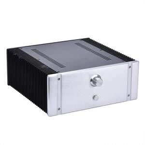 BRZHIFI BZ3213A двойной радиатор алюминиевый корпус для усилителя мощности класса А