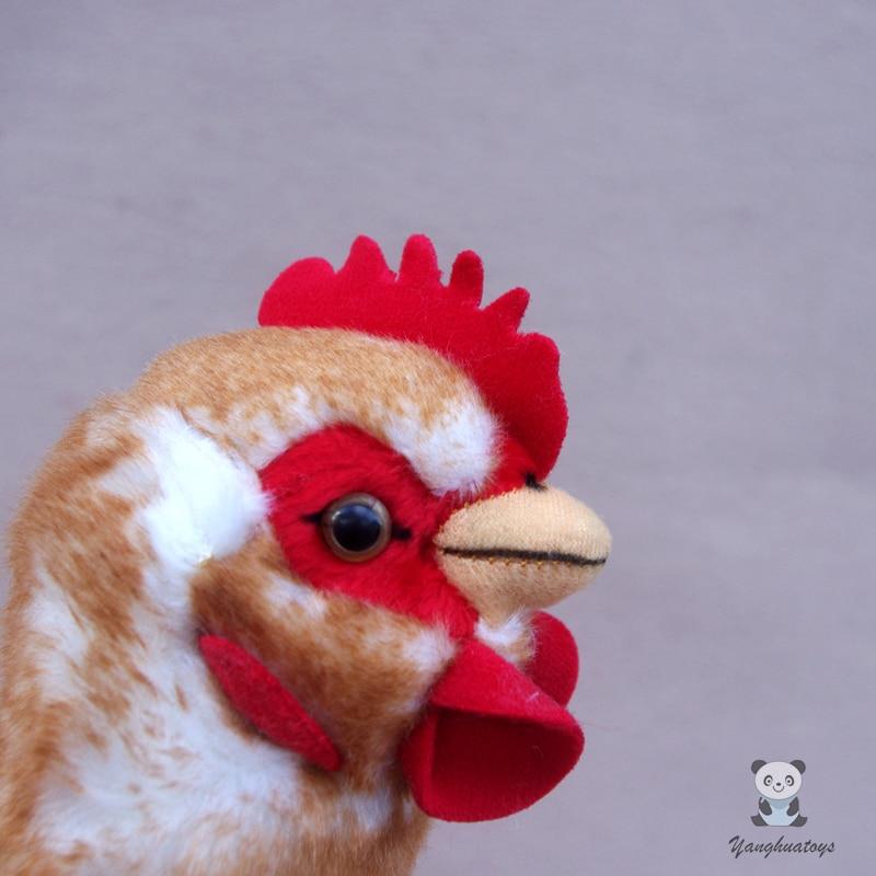 Brinquedo animal de pelúcia vida real pelúcia