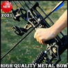 30-45LBS Metal Handle Bow Recurve Bow for Right Handed Archery Bow Shooting Hunting Game Practise Tool Russian Buyer Can Buy