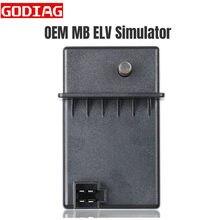 Oem mb elv simulador para benz 204 207 212 para mb benz programador chave para cgdi mb programador e vvdi mb bga ferramenta