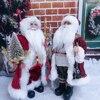 Santa Beard Ornaments Handmade Tomte Plush Doll Christmas Decoration Santa Claus Dolls Stuffed Toys  Home Decor Ornaments