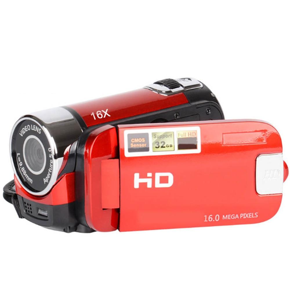 Fast shipping 2 4 LCD DV Camcorder Photography DVR Recorder Digital Zoom USB Fill Light AV Fast shipping 2.4''LCD DV Camcorder Photography DVR Recorder Digital Zoom USB Fill Light AV Cable Photo Display Digital Camcorde