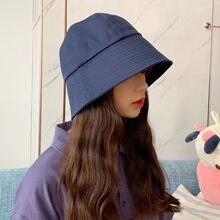 Новая модная Панама женская шляпа для рыбалки летняя кепка пляжная