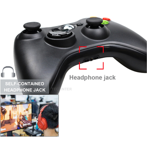 Image 3 - Điều Khiển Không Dây Cho Xbox360 Bộ Điều Khiển Joypad Joystick Cho Microsoft Xbox 360 Máy Tính Máy Tính Điều Khiển Gamepad Controle Vải Bố Cao Cấp Mando