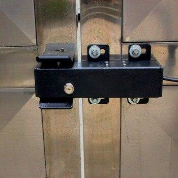 Zewnętrzna wodoodporna elektryczna 12V 24V DC automatyczna brama przesuwna zamek elektryczny do aleko urządzenie otwierające do bram skrzydłowych