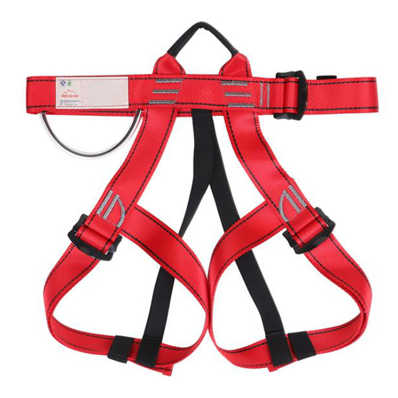 TOP! Climbing Harness Seat Sitting Bust Belt for Mountaineering Rescuing Rock Climbing Rappelling Tree Climbing|Climbing Accessories| |  - title=