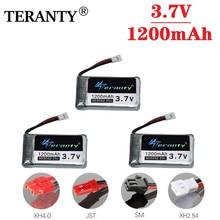 3.7V 1200mah Bateria Recarregável para X5 X5C X5SW X5SC X5S X5SC-1 M18 H5P T64 T04 T05 F28 F29 T56 T57 HQ898B H11D H11C 3 pçs/set