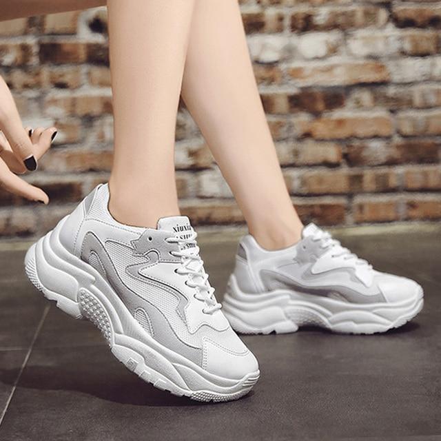Women Shoes 2020 Fashion Sneakers Women