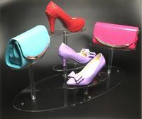 High grade acrylic display Cake stand Perfume stand Jewelry stand Shoe rack display stand Cosmetic