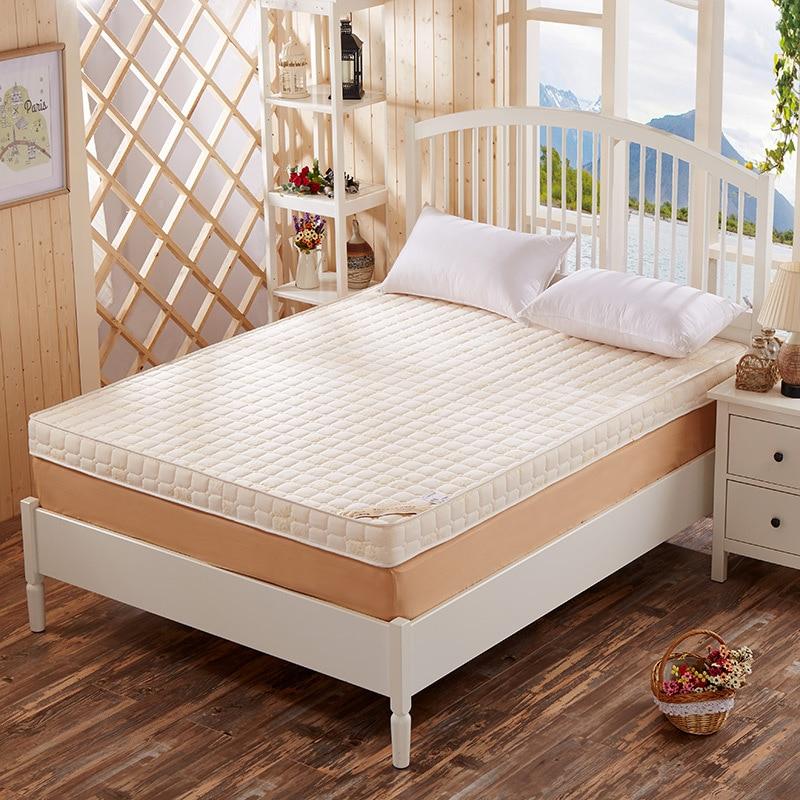 VESCOVO Memory Foam Mattress Pad Bed Topper Massage Mattress For Twin Queen King Bed