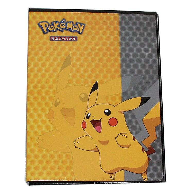 TAKARA TOMY держатель для карт с покемонами, альбом для игр Gx, коробка для карт с покемонами, 240 шт., держатель с покемонами, держатель для карт, Чехол для карт - Цвет: 25