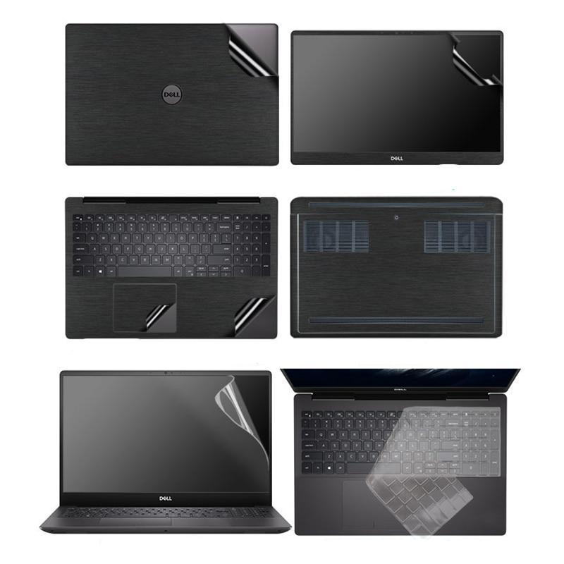 Full Set Laptop Body Sticker For Dell 3579 3590 5590 5577 7567 7790 7590 Vinyl Laptop Stickers For Dell G3 G5 G7 Computer Skin