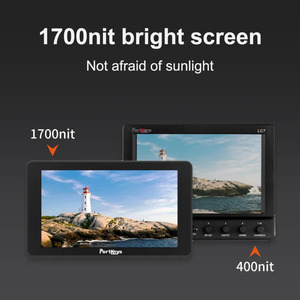 Image 3 - Portkeys – moniteur de caméra HD avec écran tactile de 5.2 pouces, HLG HDR 4K pour Z CAM E2 GH5 Sony Canon BMPCC