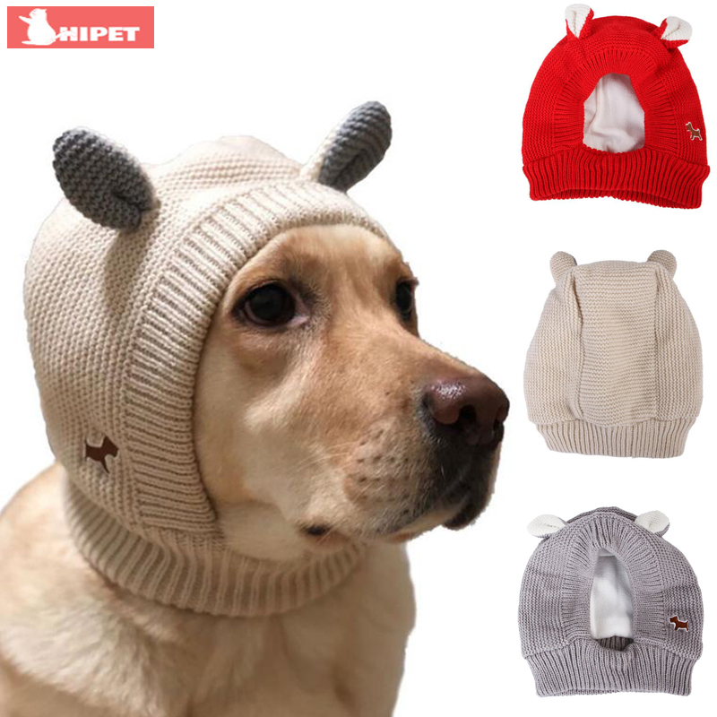 dog hat hat with ears realistic animal hat