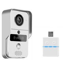 Видеодомофон yoosee poe с поддержкой tf карты 1080p wi fi
