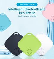 Portafoglio anti-allarme perso Keyfinder Smart Tag Tracer compatibile Bluetooth localizzatore GPS portachiavi cane bambino Itag Tracker Key Finder