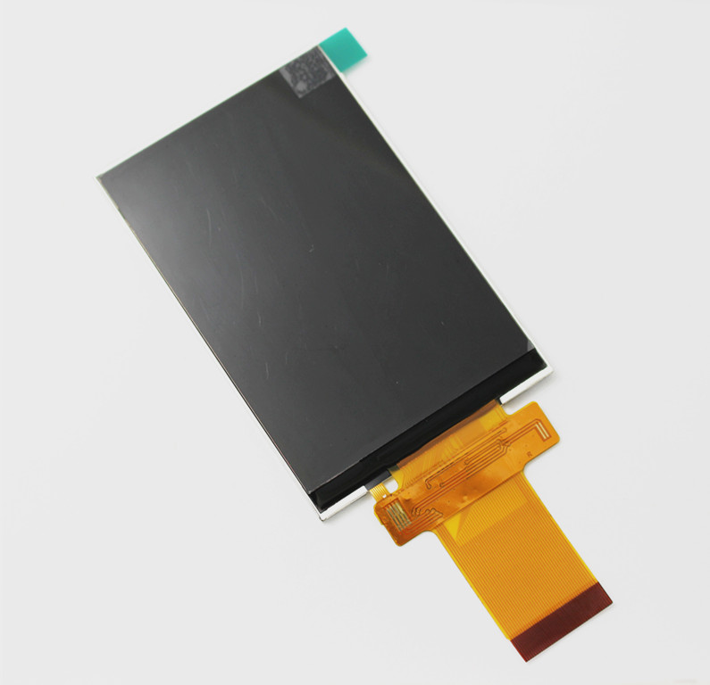 3.5inch Resistive Touch Screen Resolution 320X 480 HD Color Display Widely Used In Communication Equipment Display Etc