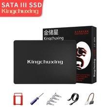 Kingchuxing ssd 240 gb 1tb 120gb 480gb 2.5 ''SATA III sabit Disk 512gb 2tb dahili katı hal sürücü dizüstü bilgisayarlar için masaüstü