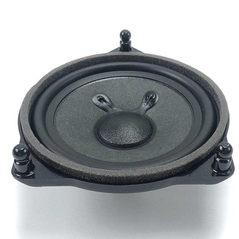 Altavoz de rango medio de 4 pulgadas para Mercedes Benz GLC C E S class W205 W213 W222, sonido estéreo para coche