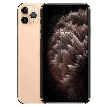"Original Apple iPhone 11 Pro Max 6.5"" 4G LTE 4GB&64/256/512GB IOS A13 Bionic Hexa Core Triple rear cameras 12MP Cell Phone 2"