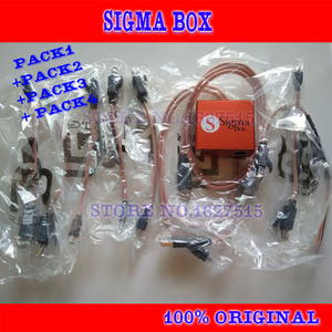 Image 3 - 2020 Newest 100% Original Sigma box + pack1 2 3 4 / + 9 Cable + Pack 1 + Pack 2 +Pack 3 + Pack 4 new update for huawei .....