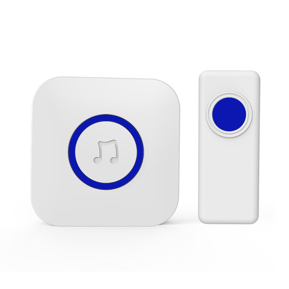 Waterproof Doorbell Wireless Doorbell Remote Control Remote Wall Doorbell Call