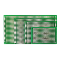 8pcs/lot PCB Board DIY 4x6 5x7 6x8 7x9 PCB-Board Printed Prototype Universal Double-Side green