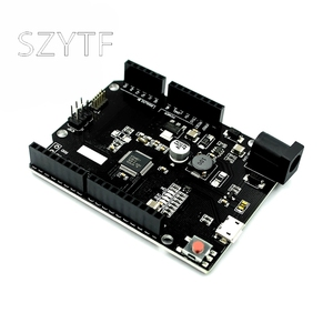 SAMD21 M0. 32-bit ARM Cortex M0 core. Compatible for Arduino Zero(China)