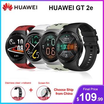 HUAWEI WATCH GT 2e Original 100 Sport Modes gt2e 5ATM Smart Watch 1.39 1