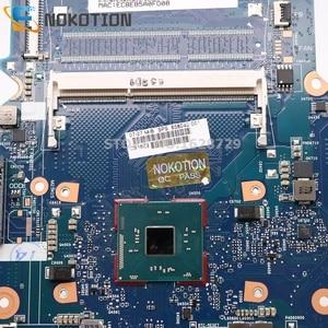 Image 5 - اللوحة الرئيسية NOKOTION 858040 001 858040 501 للوحة الأم HP 14 AM الخاصة بالكمبيوتر المحمول 6050A2823301 MB A01 SR2KN N3060 CPU DDR3 مختبرة بالكامل