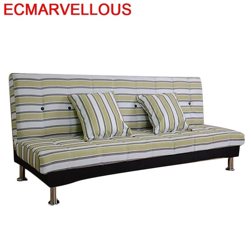 Par La Casa Meuble Maison bouffée Zitzak Cama Plegable Divano Letto pliant Para Set salon De Sala Mueble meubles canapé lit