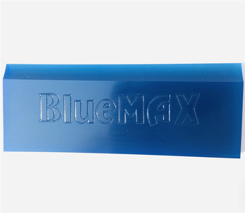 BLUEMAX Rubber Strip Blade for Car Window Glass Water Squeegee Tint Tools Ice Scraper Car Cleaner Water Wiper Vinyl Wrap Blade image
