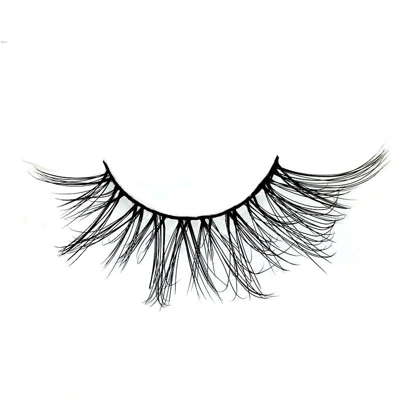 NEW 5 pairs Mink Eyelashes 3D False lashes Thick Crisscross Makeup Eyelash Extension Natural Volume Soft Fake Eye Lashes 2
