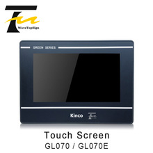 Kinco GL070 GL070E HMI Touch Screen 7 zoll 800x480 Ethernet 1 USB Host neue Human Machine Interface upgrade MT4434TE MT4434T
