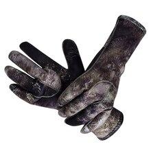 3 мм нейлоновые резиновые перчатки для дайвинга плавательные перчатки оборудование для подводного плавания против царапин, чтобы сохранить тепло гидрокостюм материал