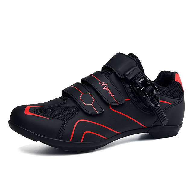 Profissional ao ar livre sapatos de ciclismo mtb respirável não-bloqueio de corrida sapatos de bicicleta de estrada dos homens tênis antiderrapante ciclismo sapatos de bicicleta 3