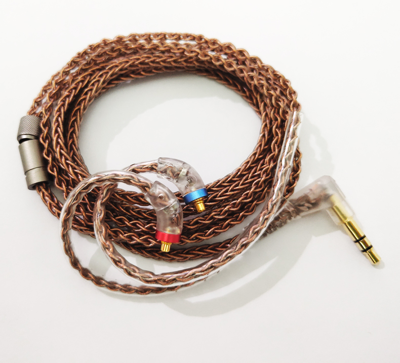 Audiosense 8-core Litz OFC Cable