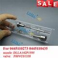 ERIKC 0445110273 инжектор Ремонтный комплект форсунки DLLA142P1595 клапан F00VC01338 уплотнительное кольцо и т. Д. Для инъекций 504088755