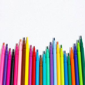 Image 3 - 208PCS Dei Capretti Dei Bambini Pittura Strumenti di Disegno Set con Matite Colorate Pennarelli Pastelli per la Scuola A Casa Forniture di Scuola Materna