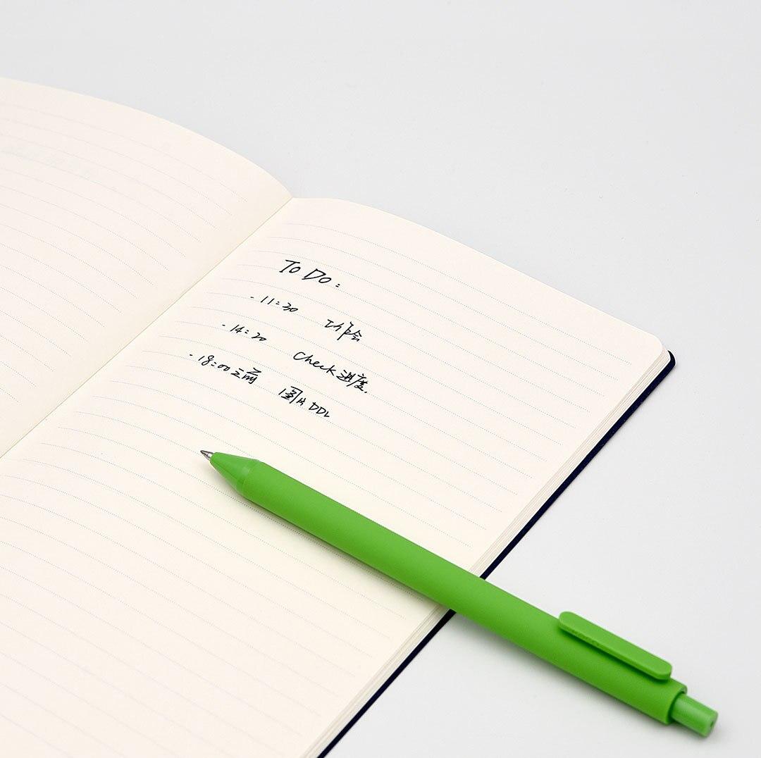 do bloco de Notas Caderno Diário Jornal