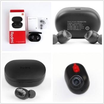 Hot Xiaomi Redmi Airdots 2 TWS Wireless Earphone Bluetooth AI Control Gaming Headset With Mic Original Xiaomi Airdots S Earbuds 2