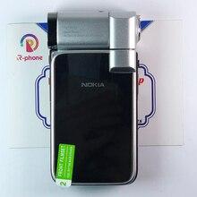 Nokia n93i original remodelado, telefone móvel 3g desbloqueado, wifi, reformado, clássico, garantia de um ano