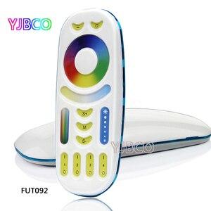 Image 3 - Miboxer FUT092 2.4Ghz RGBWW 4 zone grubu kontrol maç RF RGB + CCT uzaktan kumanda Miboxer led RGB + CCT lamba serisi